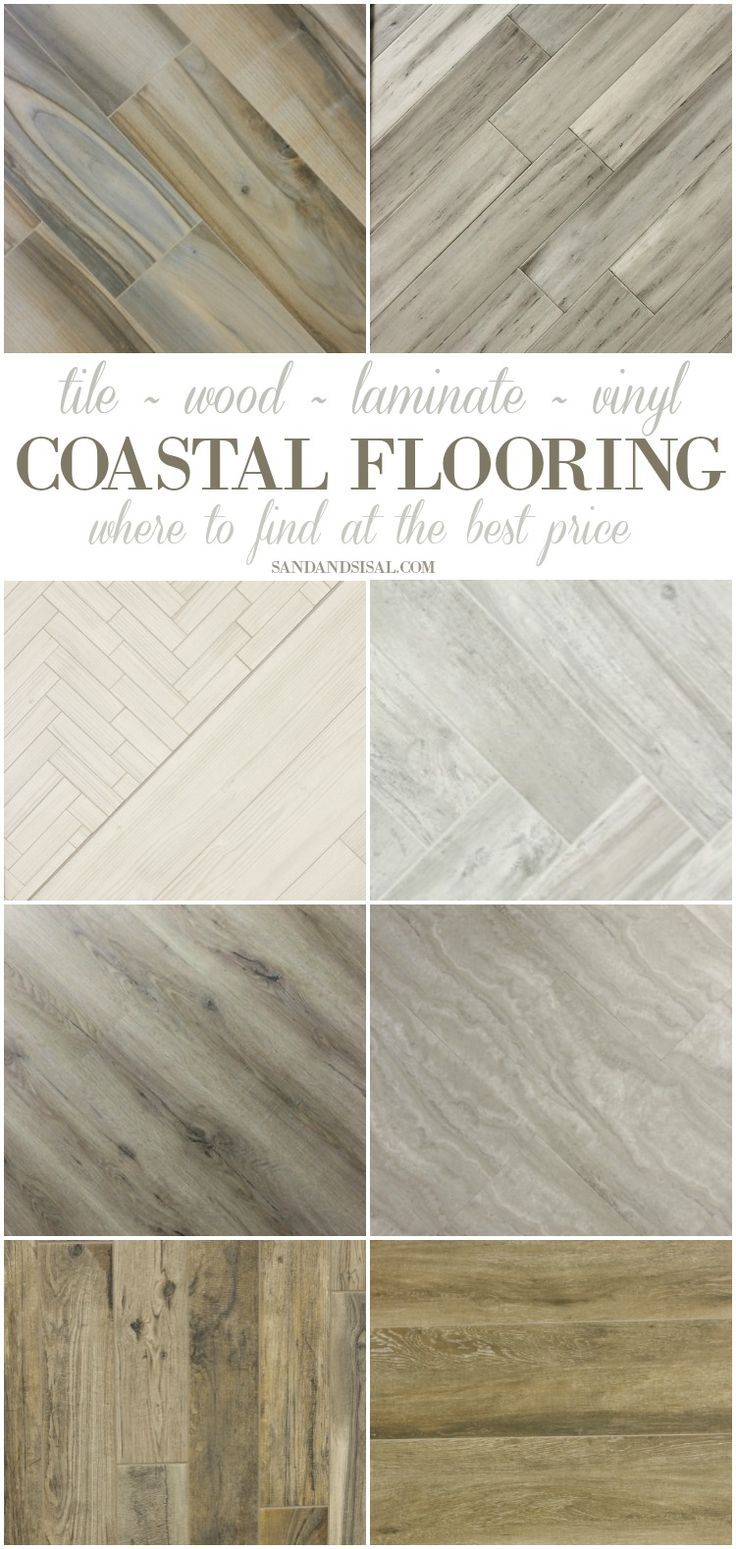 Best flooring for a beach house where to get premium tile wood luxury vinyl and bamboo with lots of pics of coastal rooms these weathered wood looks