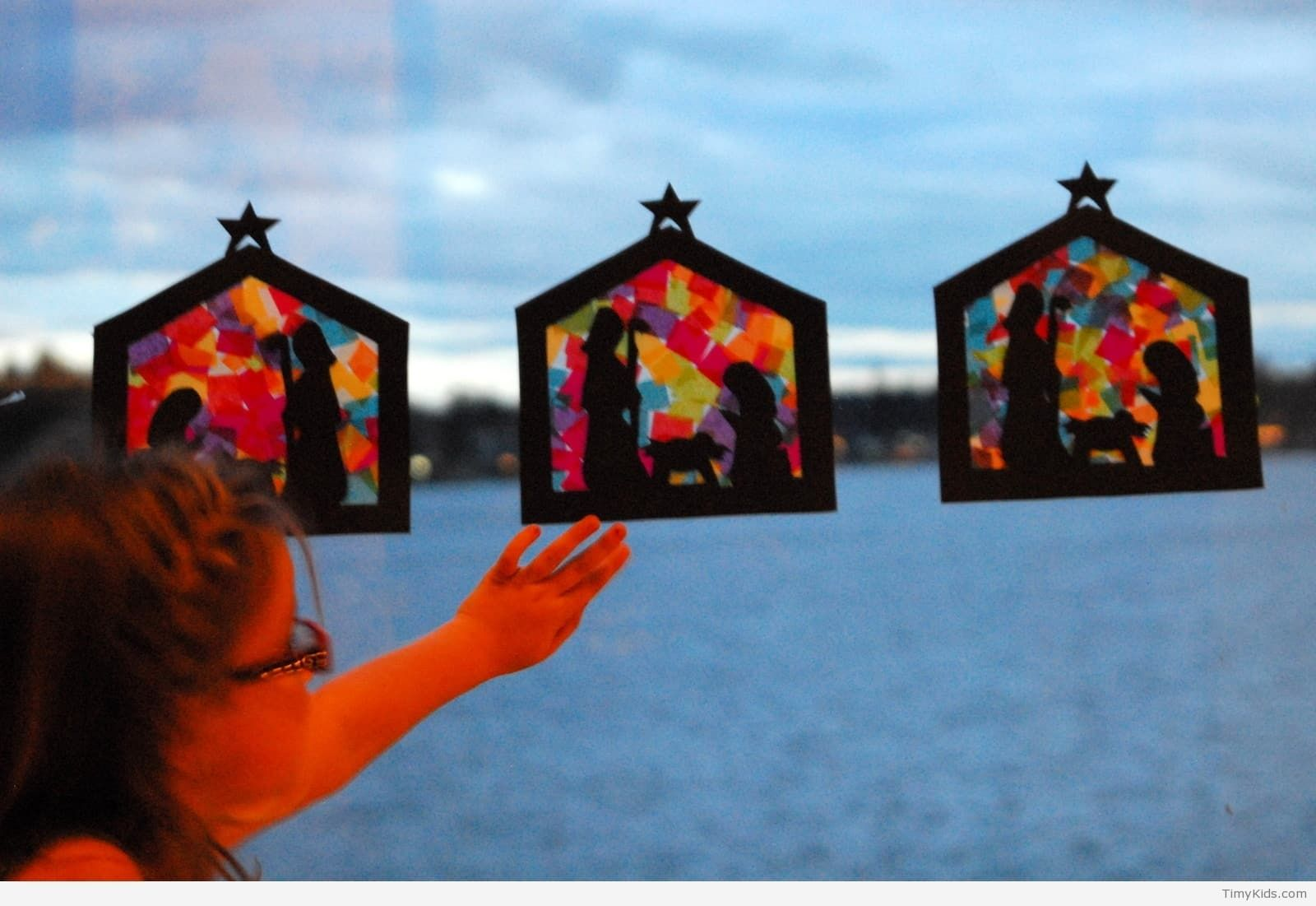 Nice Religious Christmas Craft Ideas Part - 3: Http://timykids.com/religious-christmas-crafts-for-