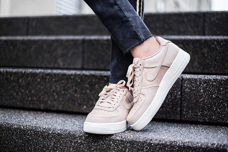 d73cd5ac50 Nike Women's Air Force 1 '07 Review | Nike Sneakers | Nike, Sneakers ...