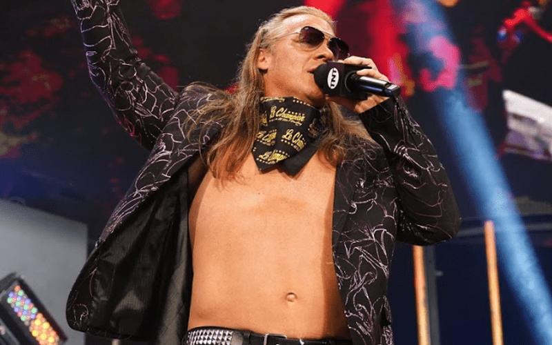 Chris Jericho Sends Warning To Tony Khan About Mike Tyson Chris Jericho Mike Tyson Golf Fashion