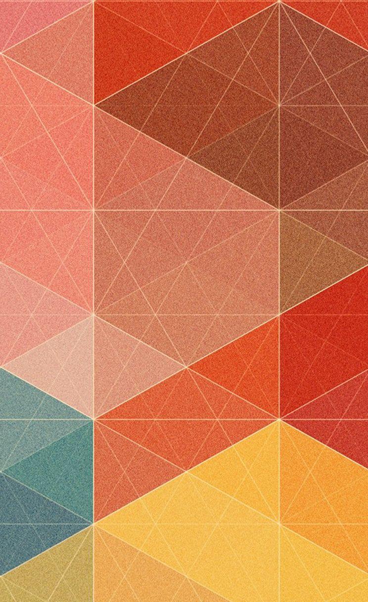 iPhone 4S Parallax wallpaper Abstract Vector Illustration