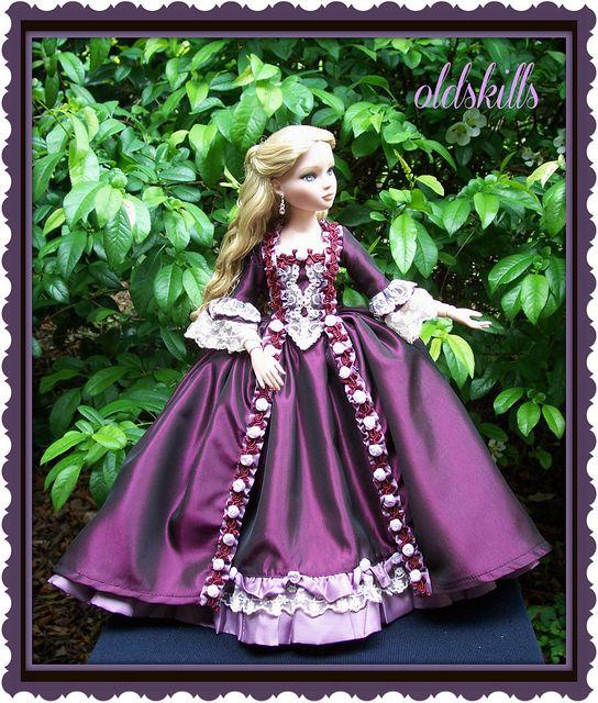 "Shoes for 16/"" Ellowyne Wilde//Antoinette doll AE-202"