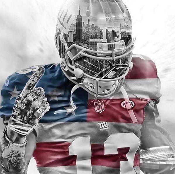 Odell Beckham Jr On Twitter Nfl Football Wallpaper Football Giants Football Cool wallpapers for boys football