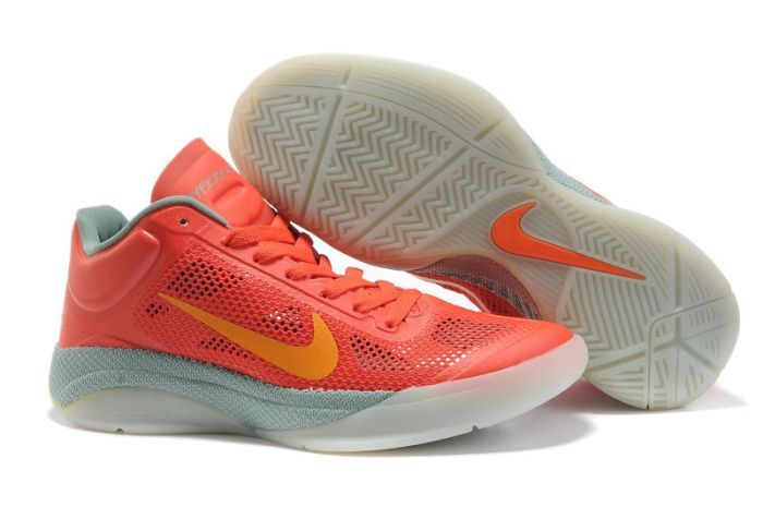 promo code 934e9 b5f76 Nike Zoom Hyperfuse Low OC All-Star Game 2011 West LA Max Orange