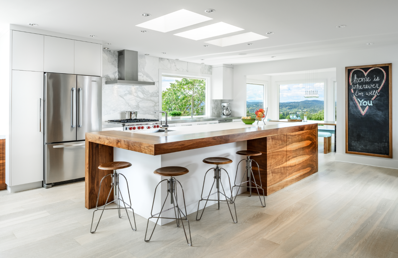 Five Forward-Looking Kitchens for 2016   Pinterest