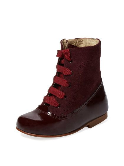 Stella High-Top Boot by AndaGo by Venettini at Gilt