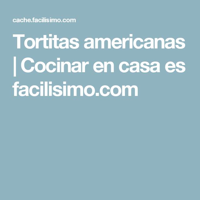 Facilisimo Cocina Postres | Tortitas Americanas Cocinar En Casa Es Facilisimo Com Postres