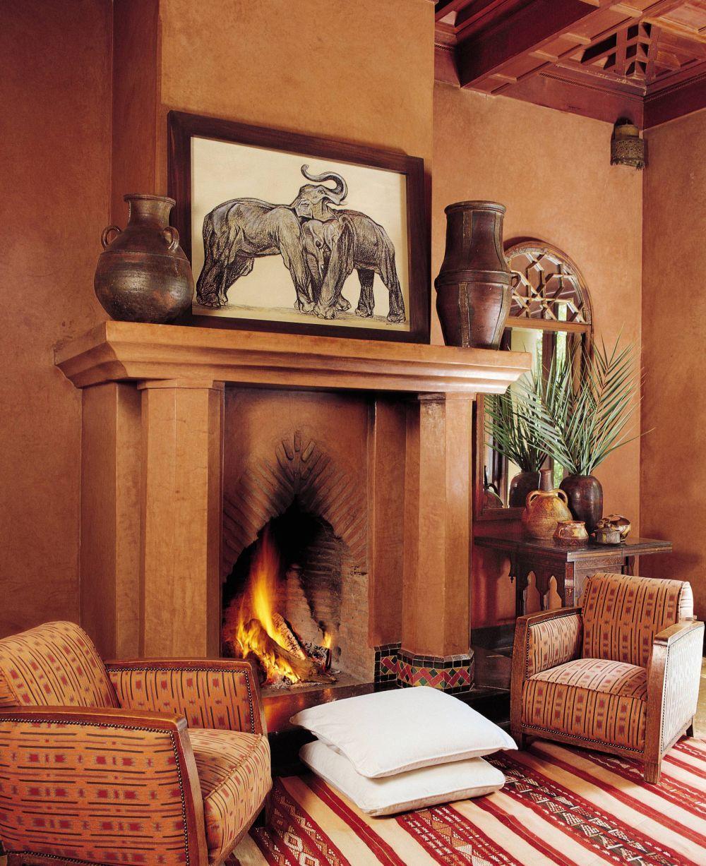 Exotic Living Room By Meryanne Loum Martin In Marrakech, Morocco Part 61