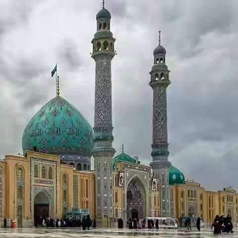 Masjid E Jamkaran Mosque Architecture Masjid Beautiful Mosques