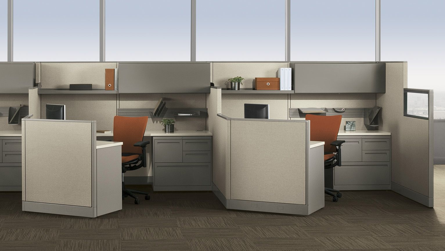 Allsteel concensys systems office furniture office