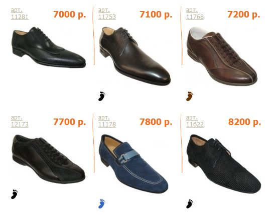 Магазины женской обуви (обзор некоторых площадок Санкт-Петербурга)