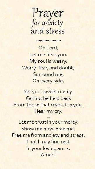 Hear my cry...