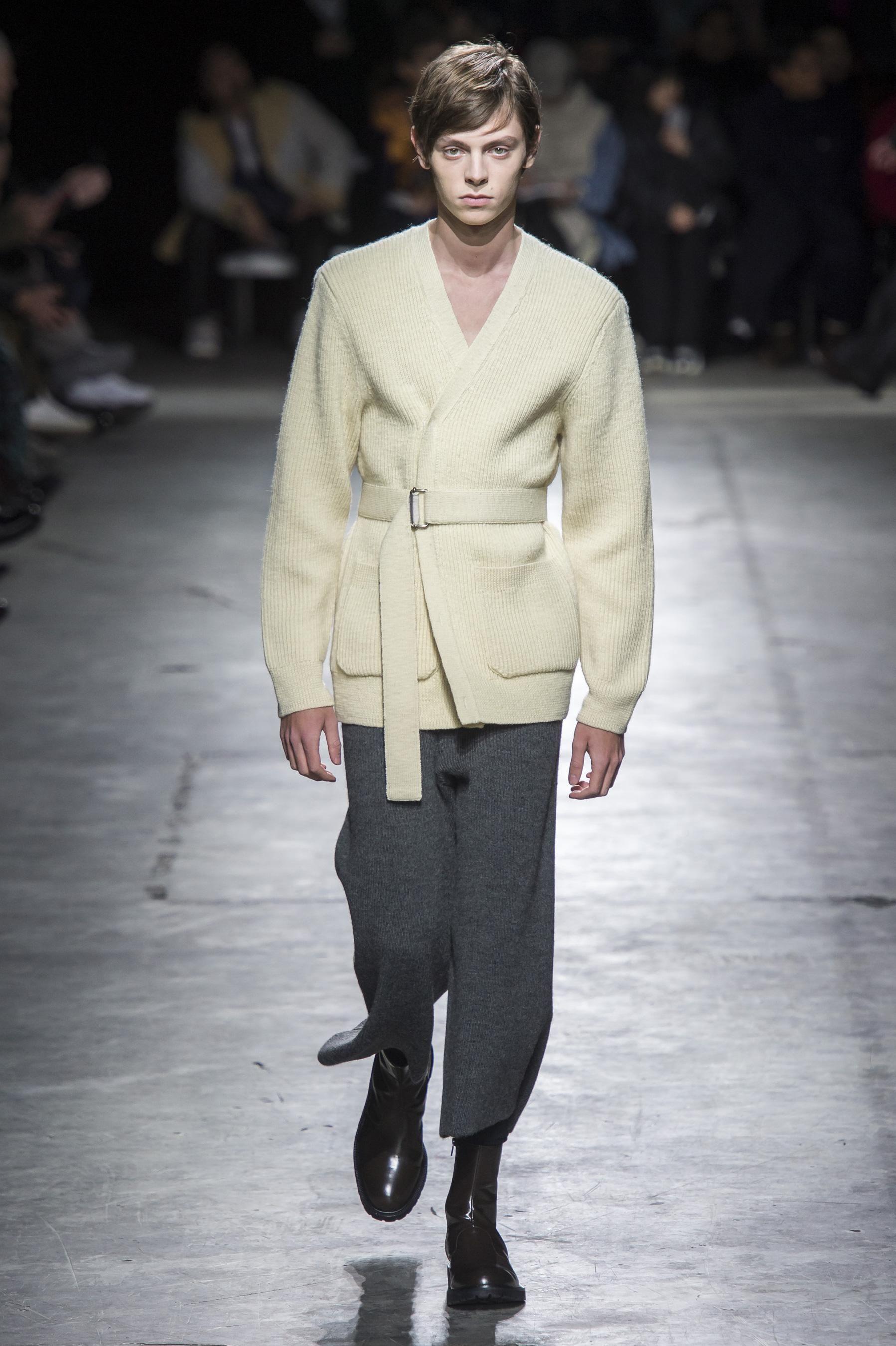 Défilé Dries Van Noten automne hiver 2019 2020 Homme | 造衣