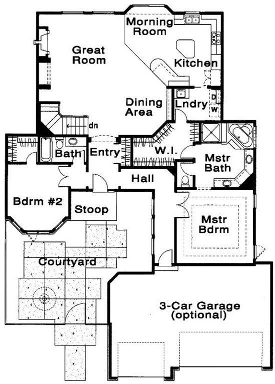 Bathroom Floorplan   Floor plans, How to plan, Pinterest ...