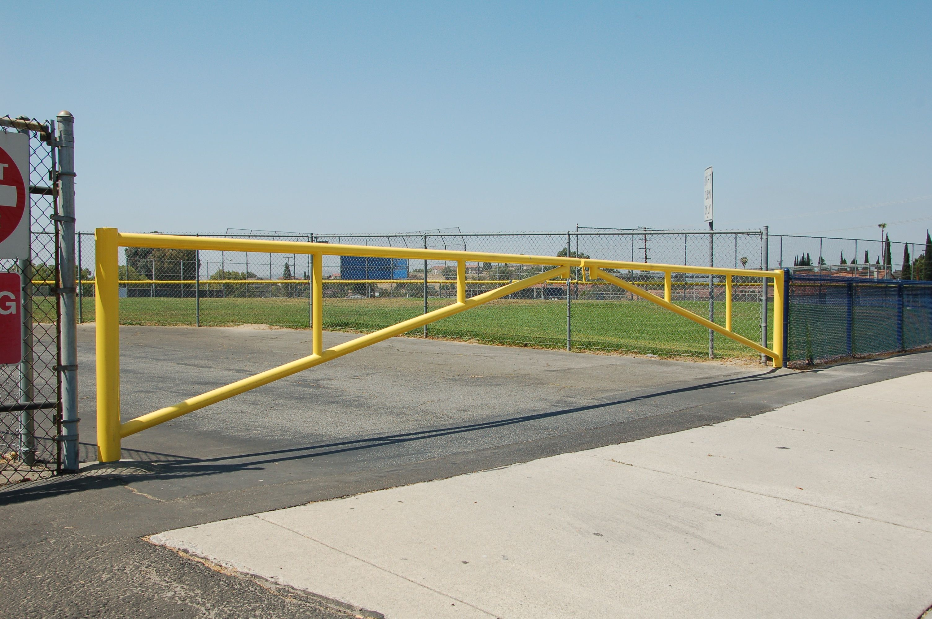 Security gate system  #securitygates #gates | Fence and