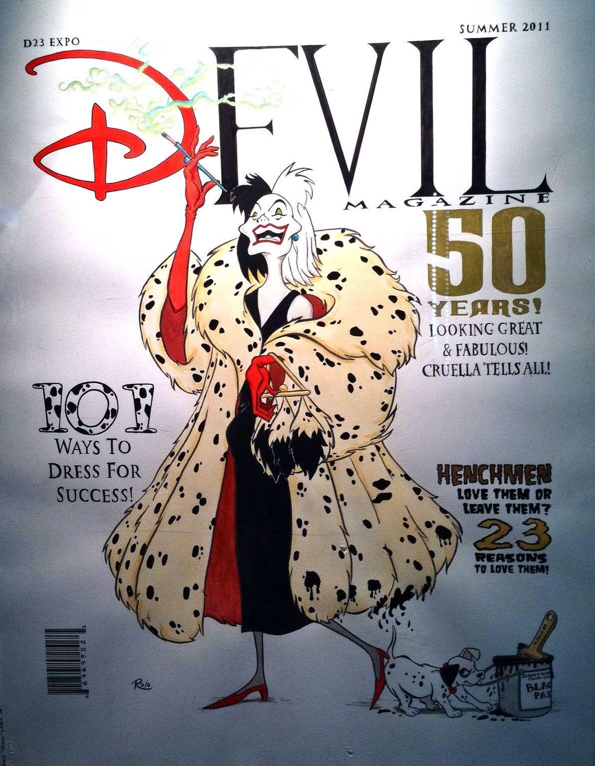 De Vil Magazine