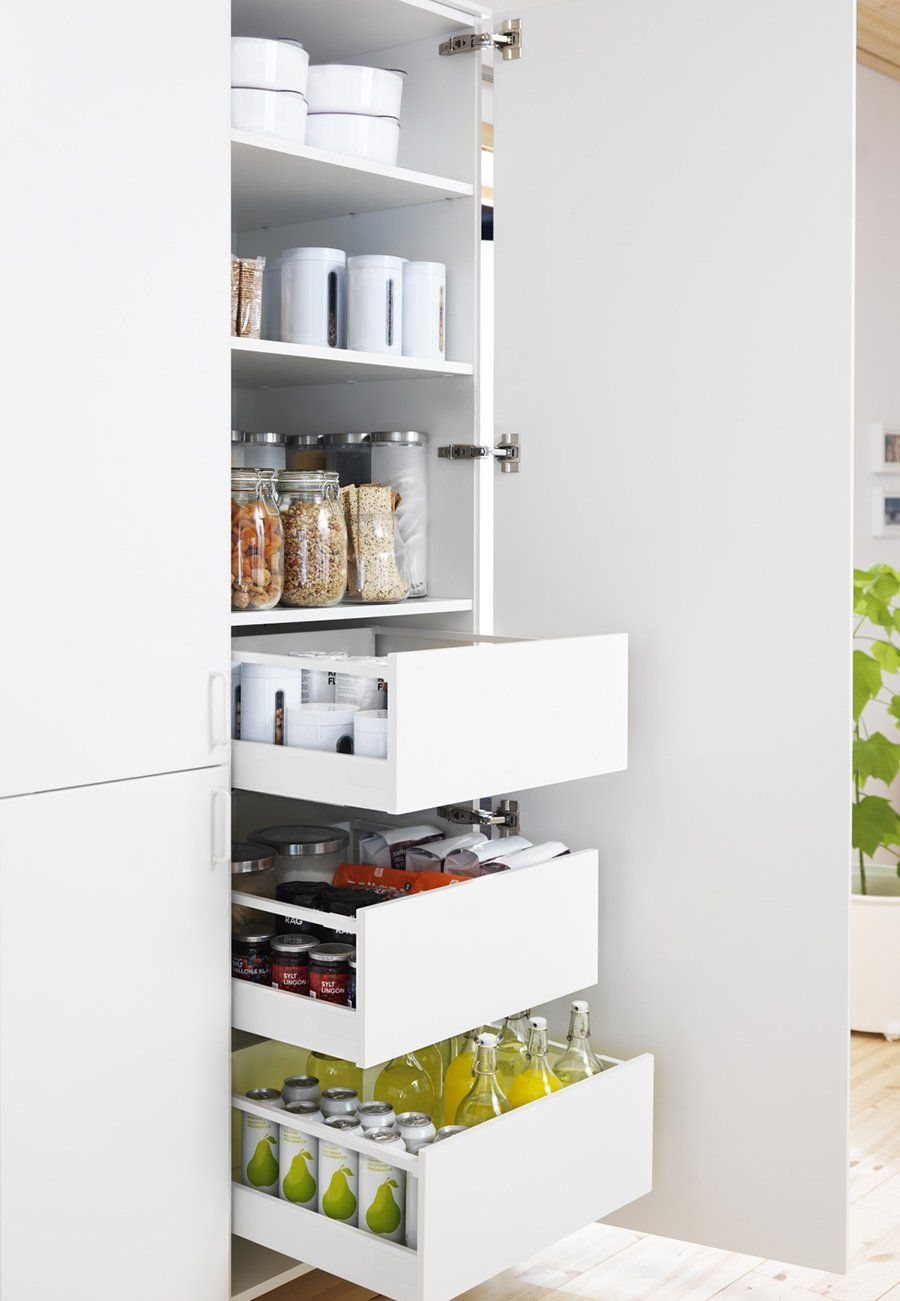 12 Tips For Buying Ikea Kitchen Cabinets Ikea Kitchen Storage Ikea Metod Kitchen Ikea Pantry