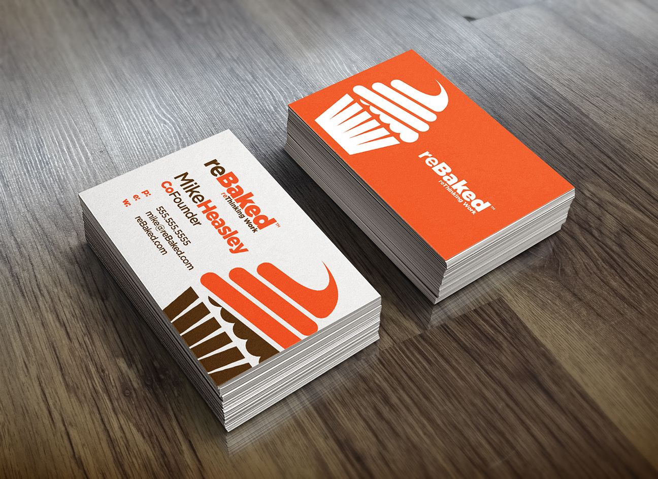 cupcake business cards - Google Search | Business Cards // General ...