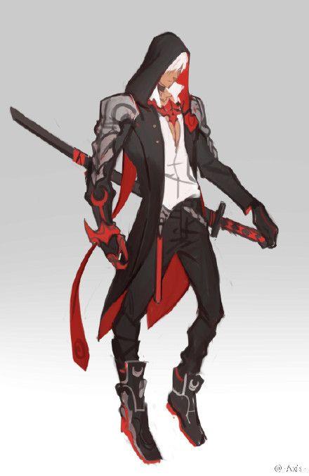 Saber Shirou 440 676 Character Design Male Character Design References Character Design