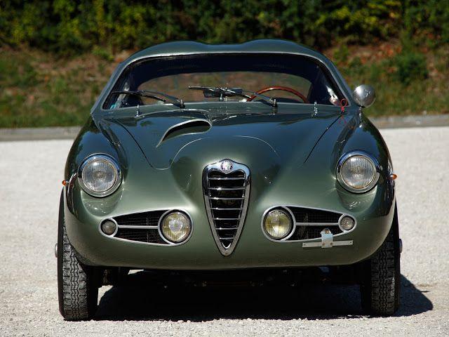 Alfa Romeo 1900 Super Sprint Zagato Coupe 1954 58 Alfa Romeo Alfa Cars Classic Cars