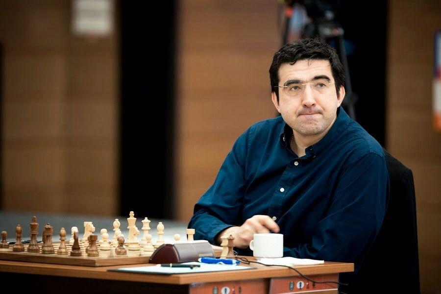 V. Kramnik.