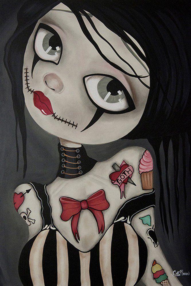 Anabella by Dottie Gleason