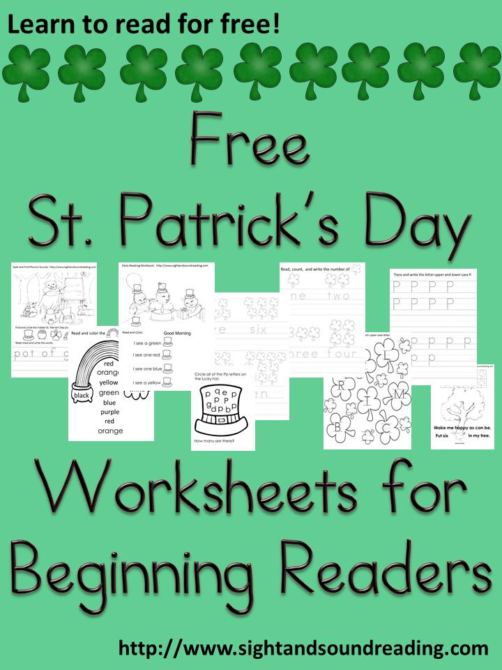 St. Patrick\'s Day fun for Kindergarten | Pinterest | Kind