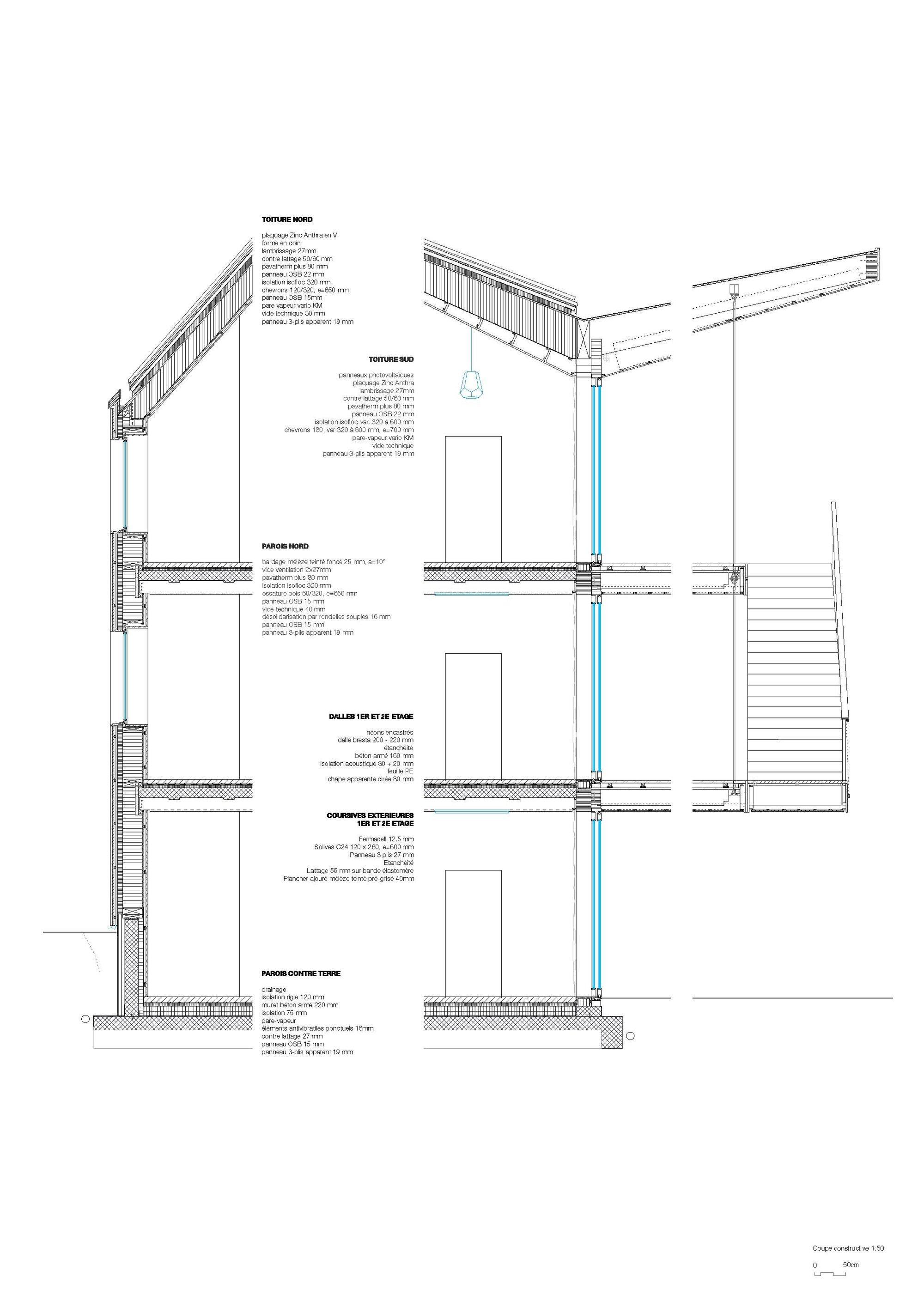 Gallery Of Steiner School Localarchitecture 13 Hochbau Bau Png