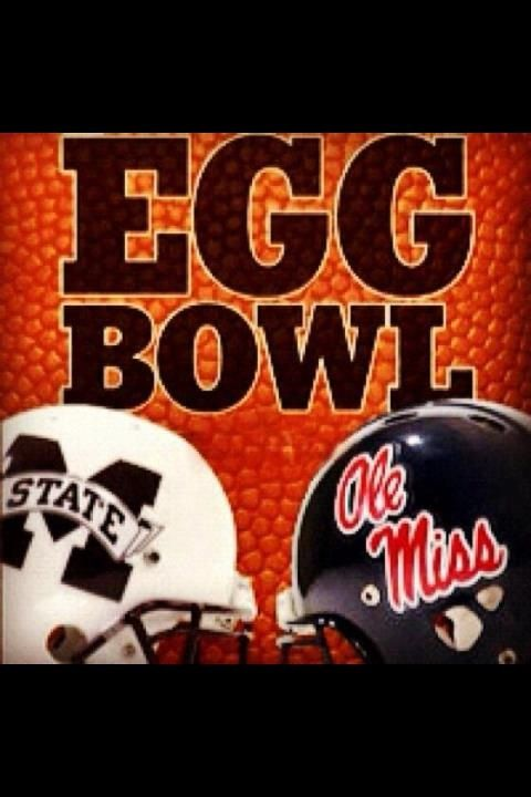Pin By Anita Drury On Things I Love Egg Bowl Ole Miss My Love