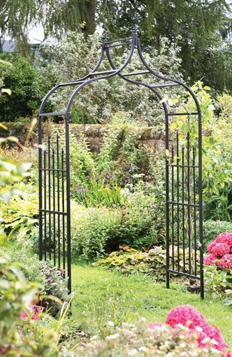 Tom Chambers Medieval Garden Arch With Images Gothic Garden