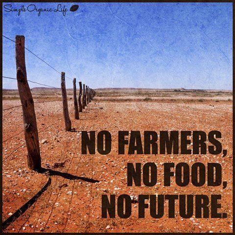No Farmers No Food No Future Farm Life Quotes Farm Quotes Farmer Quotes