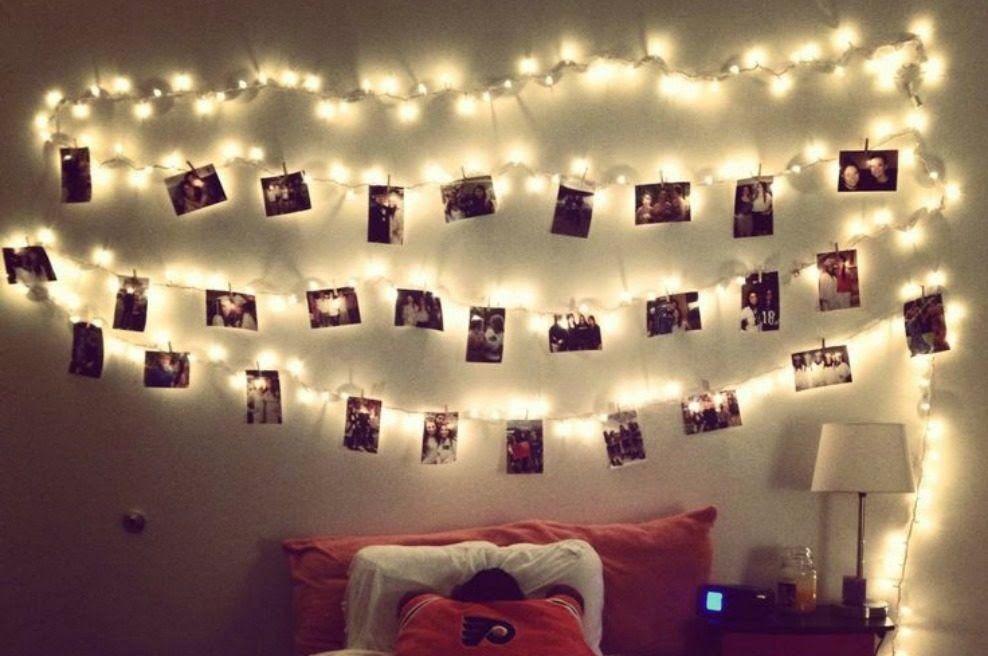 ideas para decorar mi cuarto con luces - Buscar con Google