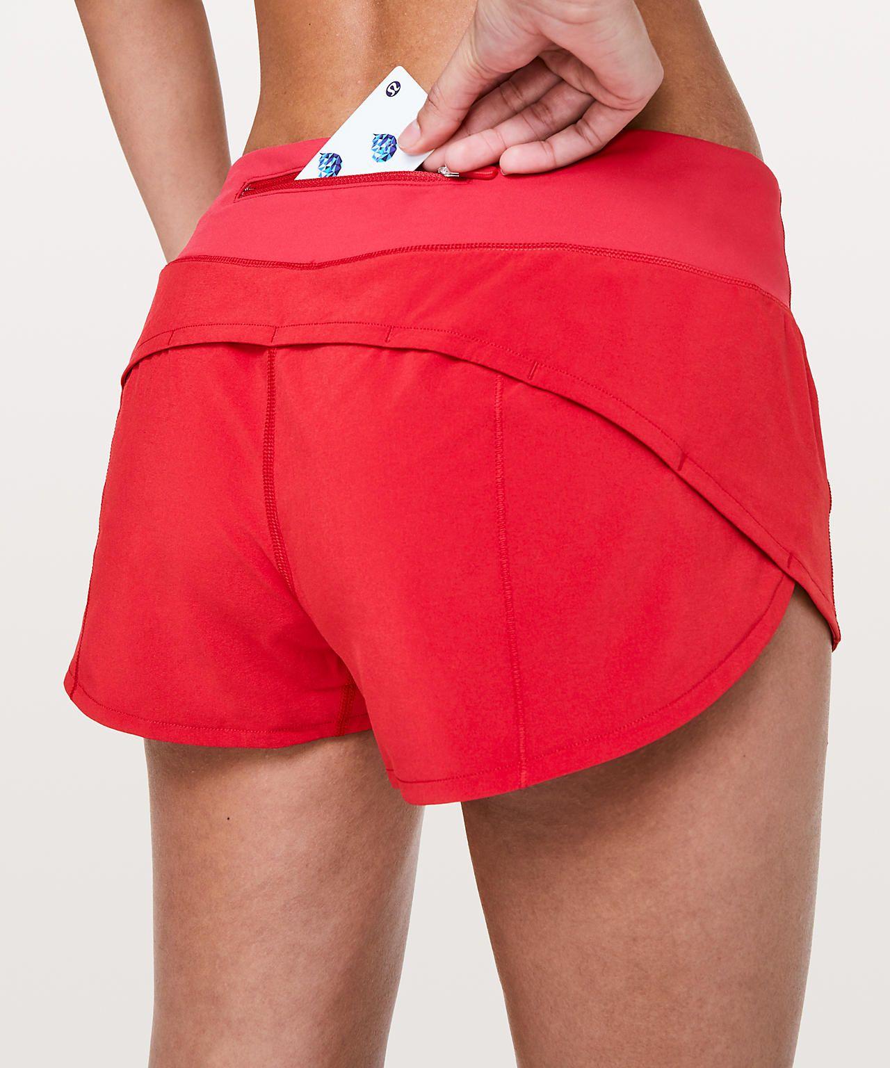 ccad20dd3d Lululemon Speed Up Short *2.5 | wish list | Shorts, Lululemon shorts ...