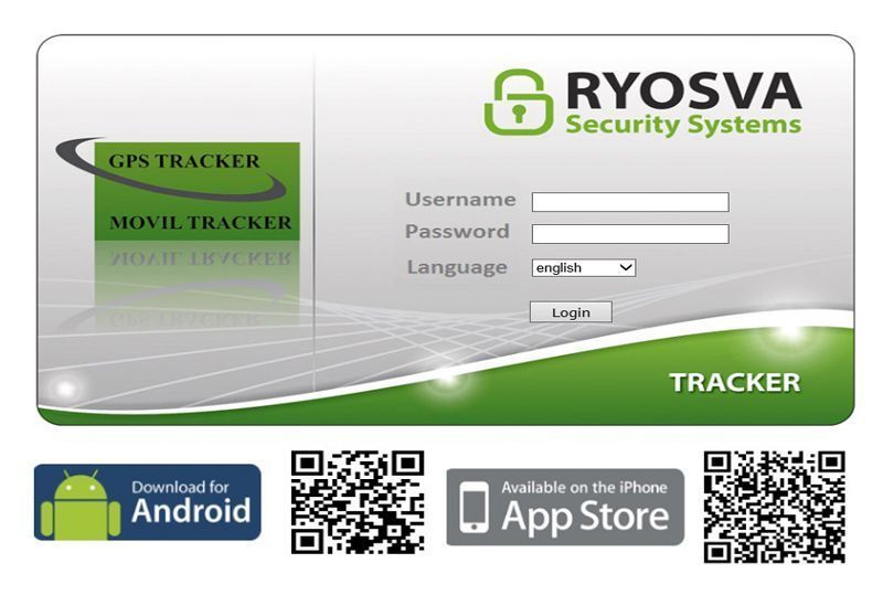 GPS tracker GSM tracker gps tracking system web tracking