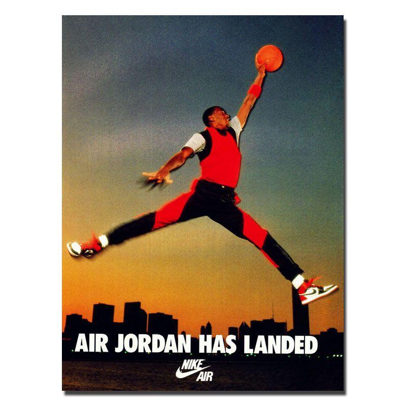 san francisco 37256 82fb1  4.79 - Michael Jordan Shoe Mj 23 Chicago Bulls Mvp Silk Poster 13X18  24X32Inch J087