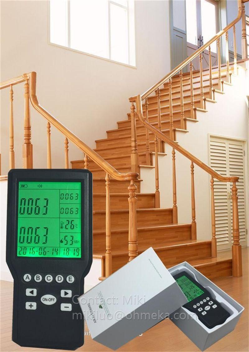 Handheld digital indoor digital formaldehyde measurement