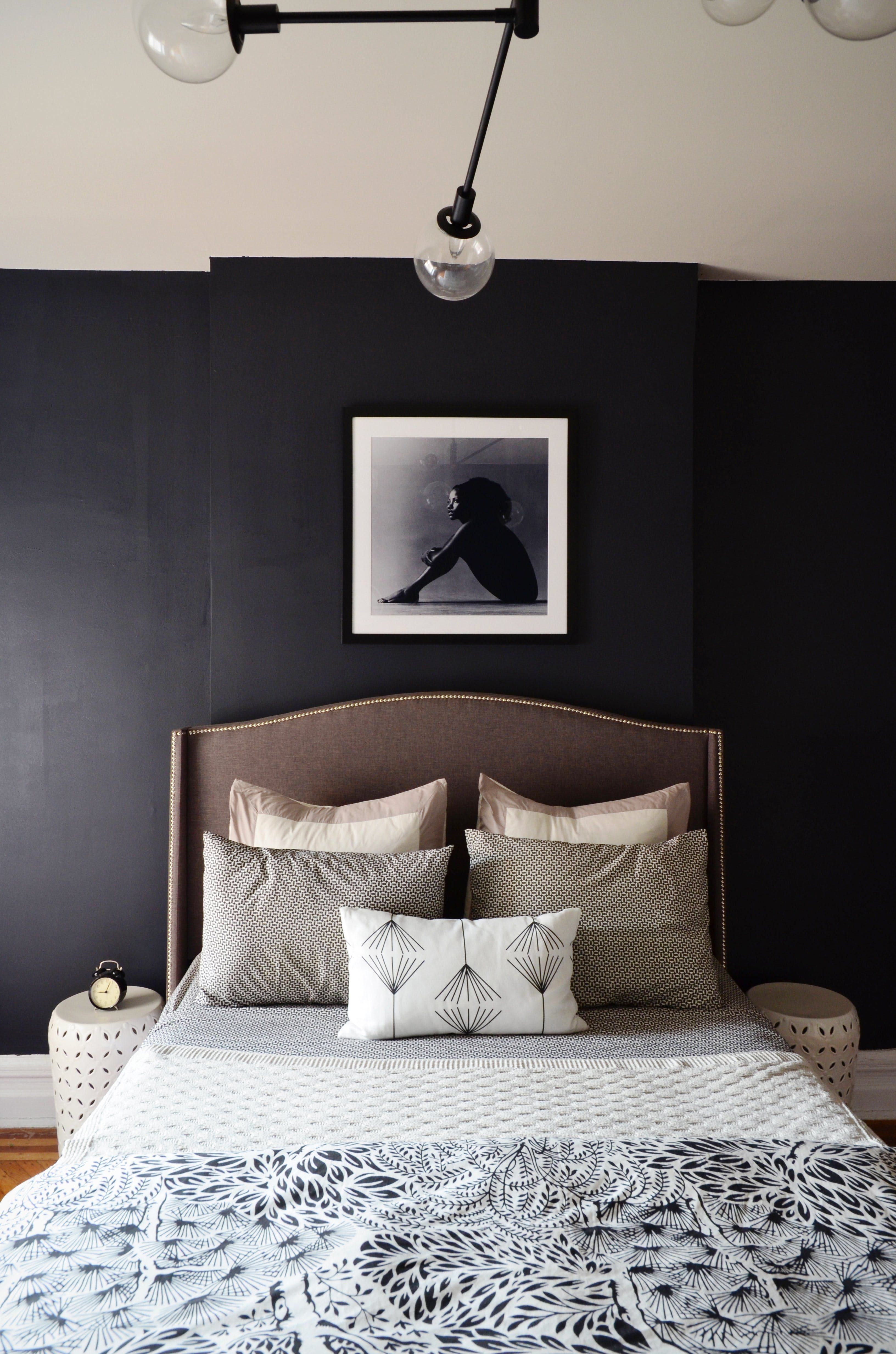 Perfect Placement 12 Bedrooms That Nailed Hanging Art Above The