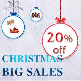 Christmas big sales,Great gifts going fast