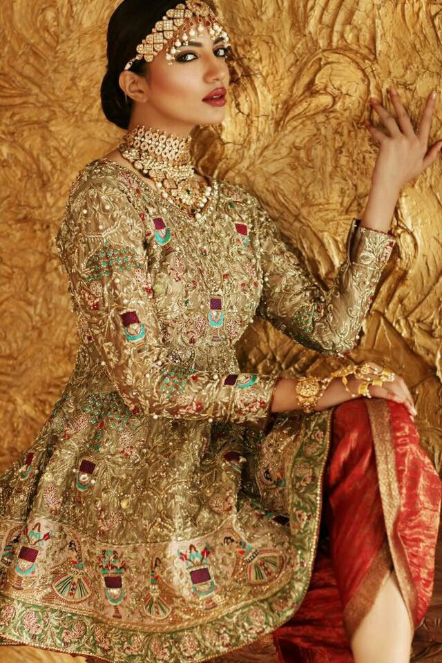 Pin by Niloufer Khan on Bridal fashion India/Pakistan