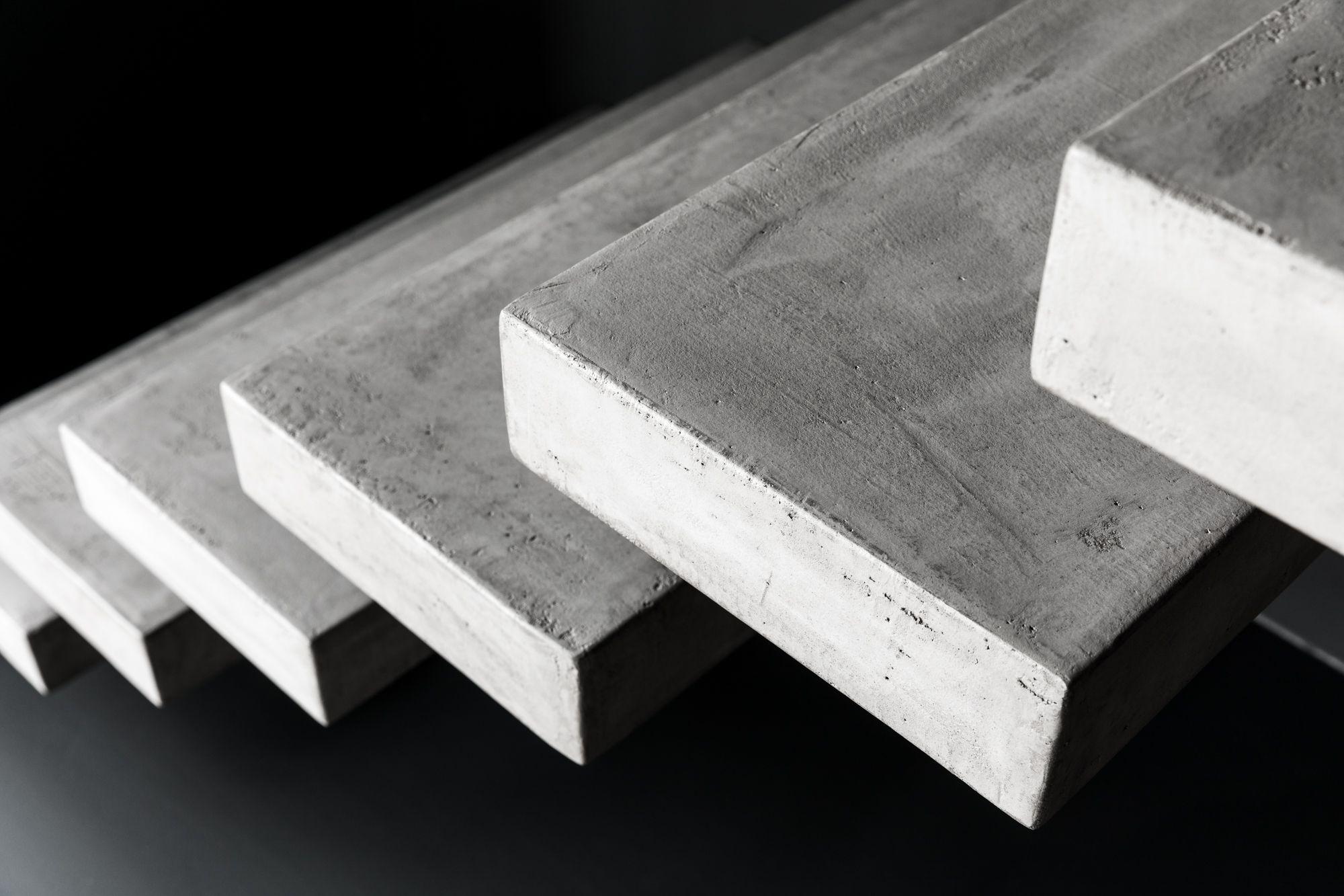 genico concrete stairs Concrete staircase, Concrete