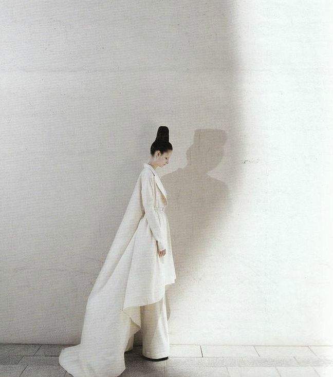 Suzie Bird photographed byCamille Vivier for Another Fall/Winter 11.12