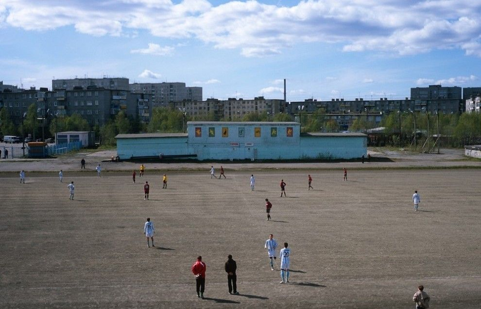 Home and away: pitchside with the local football teams fuelling Russia's World Cup dreams - The Calvert Journal