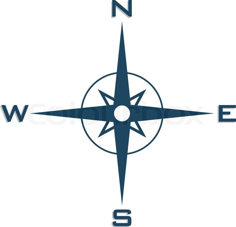 simple compass symbol - Google Search | wedding- graphic ...