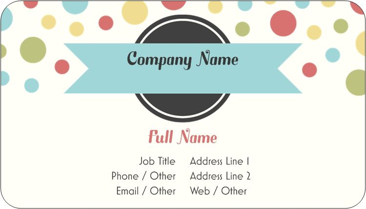 Rounded Corner Business Cards Rounded Edge Cards Vistaprint In 2021 How To Memorize Things Professional Business Cards Round Business Cards