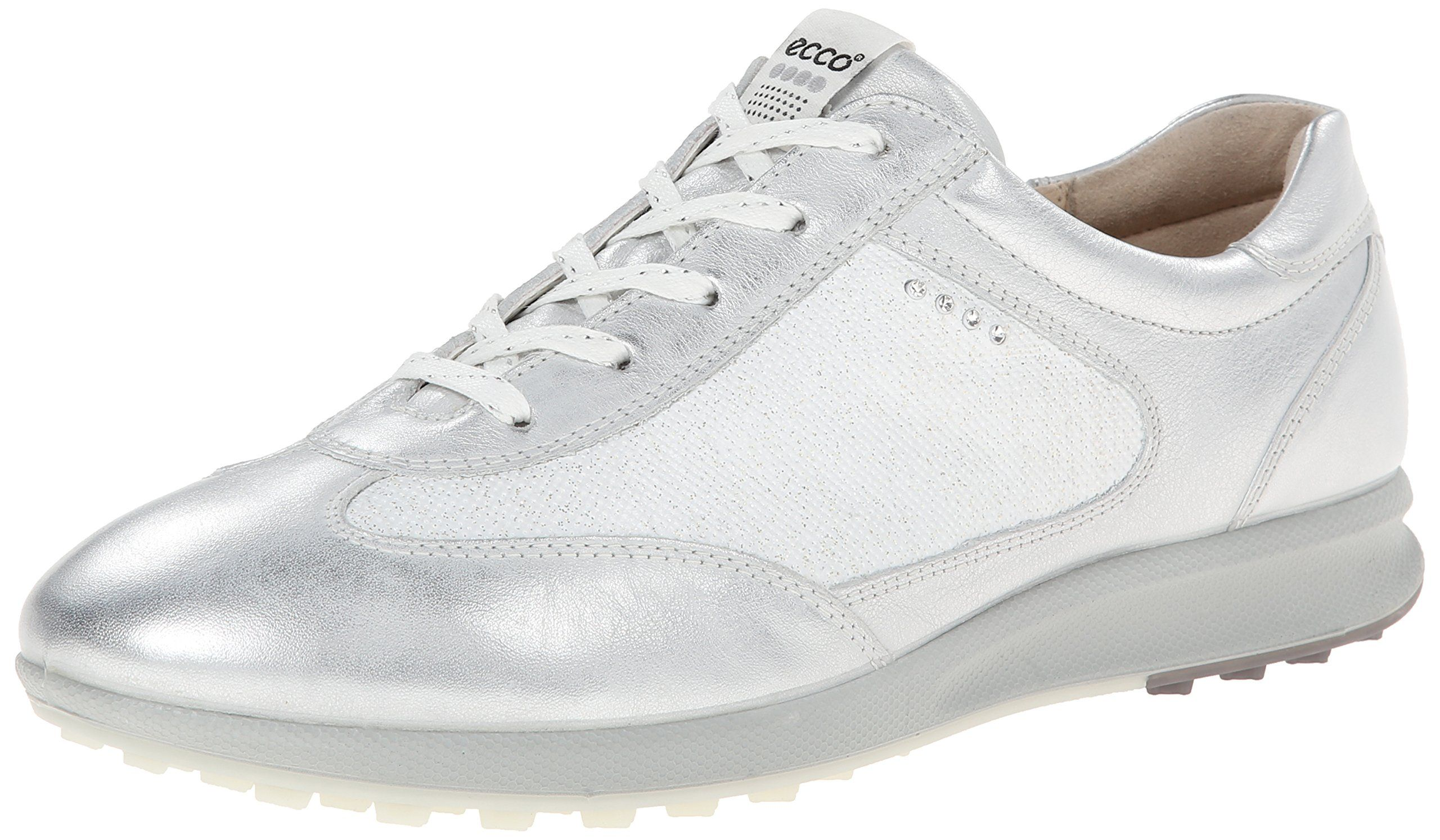 Ecco golf women s street evo one luxe white white sneaker us