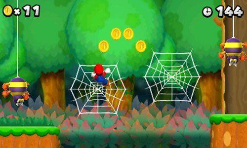 New Super Mario Bros 2 Online