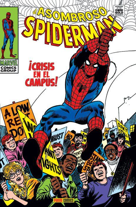 Titulo Detalle Amazing Spider Man Comic Spiderman Comic Marvel Comics Covers