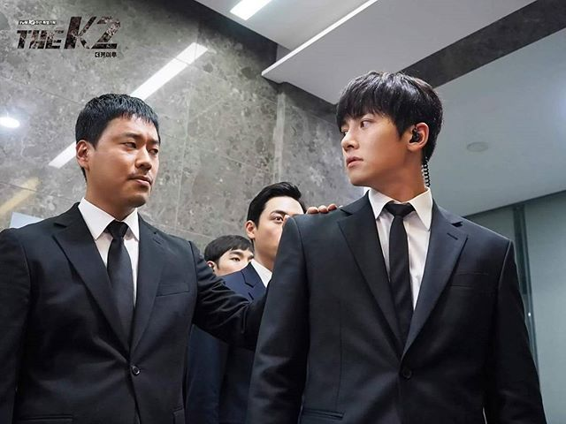 161117 The K2 FB update  #THEK2