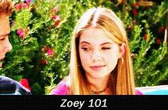 Ashley Benson Zoey 101