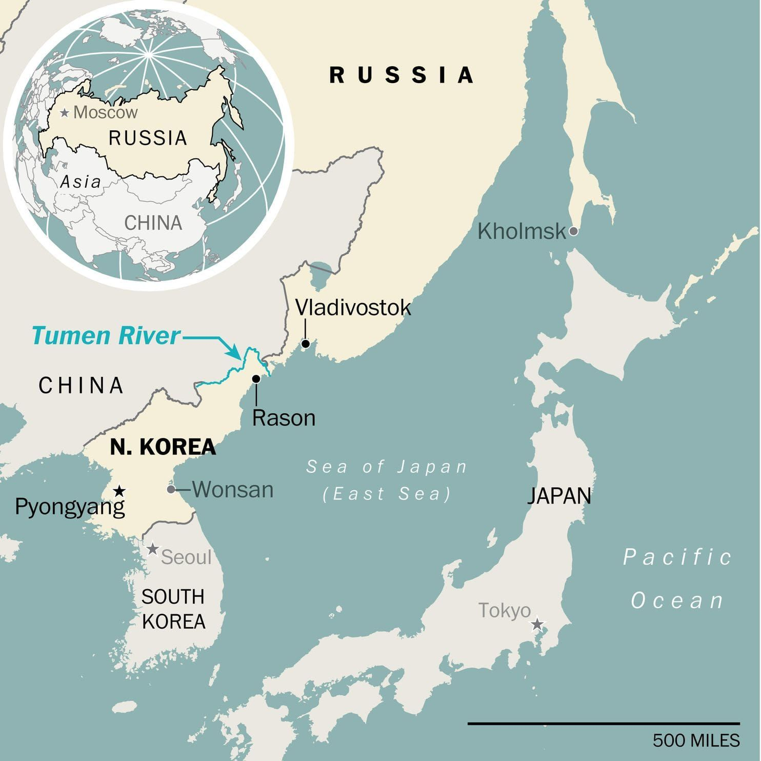 Russia Wants To Build A Bridge To North Korea Literally Russia